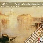 Vivaldi Antonio - Sonata Rv 48 Per Traversiere E Bc In Do cd musicale di VIVALDI