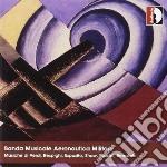 MUSICA PER BANDA cd musicale di Artisti Vari