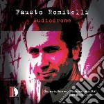 AUDIODROME cd musicale di Fausto Romitelli