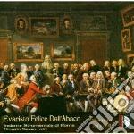 SONATE PER VIOLINO cd musicale di Evaristo Dall'abaco