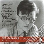 L'OPERA COMPLETA PER PIANOFORTE cd musicale di Dmitri Sciostakovic