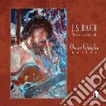PEZZI PER LIUTO cd musicale di BACH
