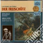 Der freischutz cd musicale di Weber carl maria von