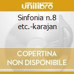 Sinfonia n.8 etc.-karajan cd musicale di Bruckner joseph a.