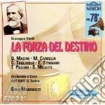 Forza del destino, la cd musicale di Giuseppe Verdi