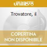 Trovatore, il cd musicale di Giuseppe Verdi