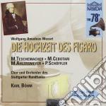 Die hochzeit des figaro cd musicale di W.amadeus Mozart