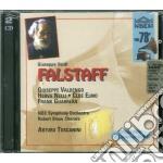 Falstaff. Giuseppe Verdi. 2Cd. cd musicale di Giuseppe Verdi
