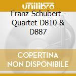 Busch quartet cd musicale di Franz Schubert