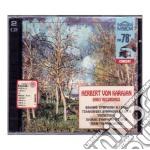 Karajan, Herbert. - Brahms. Herbert Von Karajan. 2Cd. cd musicale di Brahms/dvorak/tchaiko