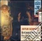 Schubert/ p.quintet d 667 etc. cd musicale di Artur Schnabel