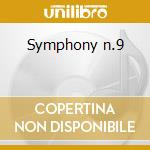 Symphony n.9 cd musicale di Beethoven