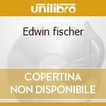 Edwin fischer cd musicale di Bach johann sebastian