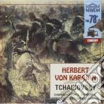 Sinf.n.6,romeo juliet/karajan cd musicale di Tchaikovsky