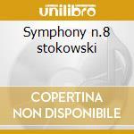 Symphony n.8 stokowski cd musicale di Gustav Mahler