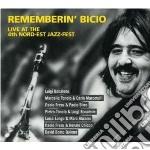 Bonafede / Tonolo / Marcotulli / Fresu - Rememberin' Bicio Live cd musicale di Bonafede/tonolo/marc