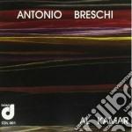 Antonio Breschi - Al Kamar cd musicale di Antonio Breschi