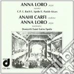 Musica Per Arpa Sola E Per Arpa E Violino cd musicale di Miscellanee
