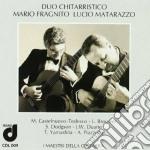 DUO CHITARRISTICO FRAGNITO MATARAZZO cd musicale di Miscellanee