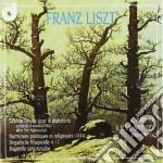 GRAN SONATA PER PIANOFORTE (SECONDO IL M cd musicale di Franz Liszt