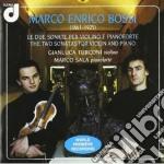 Bossi Marco Enrico - Sonate Per Violino cd musicale di BOSSI MARCO ENRICO