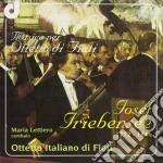 MUSICA PER OTTETTO DI FIATI cd musicale di TRIEBENSEE