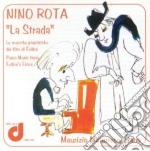 Nino Rota - La Strada cd musicale di O.S.T.