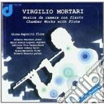 Mortari Virgilio - Musica Da Camera Con Flauto cd musicale di Virgilio Mortari