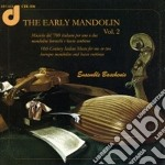 THE EARLY MANDOLIN VOL.2 cd musicale di Miscellanee