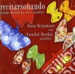 RECITARSONANDO cd musicale di Miscellanee