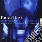EXSULTET (MUSICA ELETTROACUSTICA E CANTO cd musicale di Luigi Ceccarelli