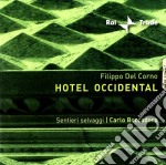 Filippo Del Corno - Hotel Occidental cd musicale di Del corno filippo