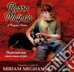Miriam Meghnagi - Rosso Malpelo cd musicale di Miscellanee