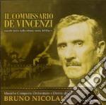 Bruno Nicolai - Il Commissario Di Vincenzi cd musicale di O.S.T.
