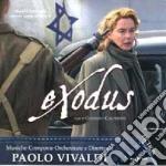 EXODUS cd musicale di Paolo Vivaldi