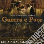 GUERRA E PACE cd musicale di Miscellanee