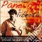 Pane E Liberta' cd musicale di Ennio Morricone