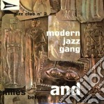 Modern Jazz Gang - Miles Before And After cd musicale di MODERN JAZZ GANG