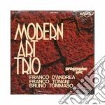 PROGRESSIVE JAZZ                          cd musicale di MODERN ART TRIO