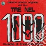 Tre nel mille cd musicale di Ennio Morricone