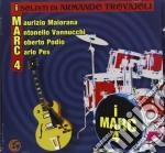 Trovajoli Armando - I Marc 4, I Solisti Di Armando Trovaioli cd musicale di Miscellanee