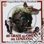 40 gradi all' ombra del lenzuolo cd musicale di Guido & De angelis