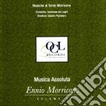 Ennio Morricone - Musica Assoluta cd musicale di Ennio Morricone
