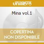 Mina vol.1 cd musicale di Basi Musicali