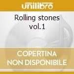 Rolling stones vol.1 cd musicale di Basi Musicali