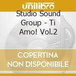 Le piu'belle canzoni italiane d'amore 2 cd musicale