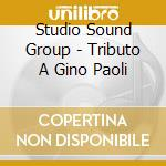 Tributo a gino paoli cd musicale