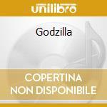 Godzilla cd musicale