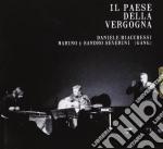 Il paese della vergogna cd musicale di Daniele Bianchessi