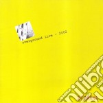 OVERGROUND LIVE TOUR - 2002 cd musicale di Grana 24